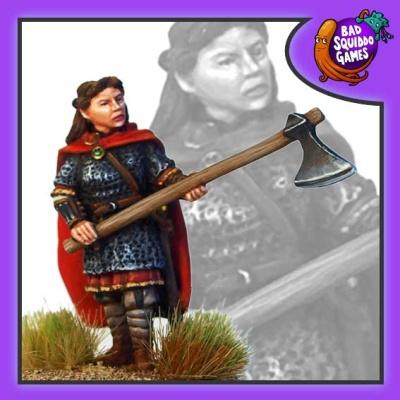 Brynhildr, Shieldmaiden Champion (1)