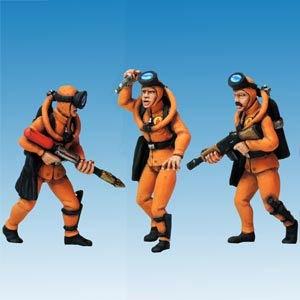 SCUBA Divers (3)