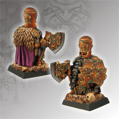 Boyar Warrior #1 (OOP)