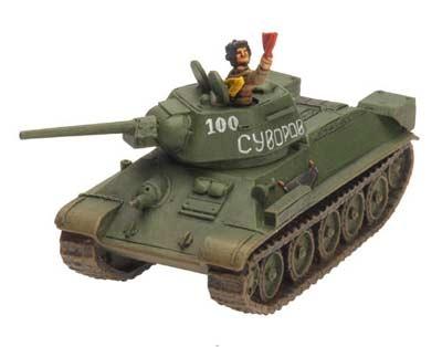 T-34 obr1942/OT-34 ( 57MM gun)