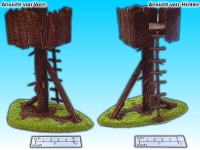 Geländestück Turm