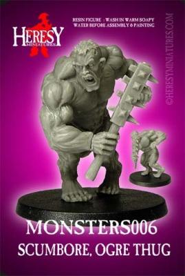 Scumbore, Ogre Thug