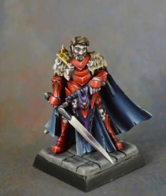 Remus Raducan, Bloodwolf