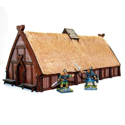 Norse Traders Shop (15mm)