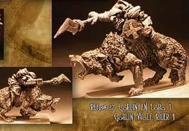 Goblin Wolf Rider I