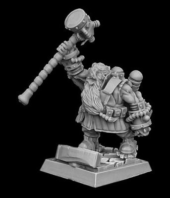 Dwarf Lord Gemalin (1)