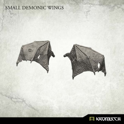 Small Demonic Wings (5)