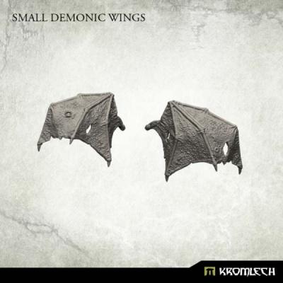 Small Demonic Wings (3)