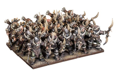 Northern Alliance Bows Pack Hunters Regiment (20)