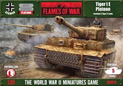 Tigers Marsch (5 tigers, 1300 points!!!)