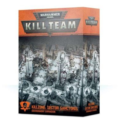 Warhammer 40000: Kill Team Sanctoris (Deutsch)