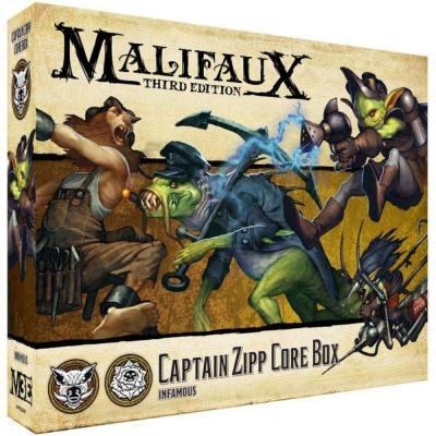 Malifaux (M3E): Zipp Core Box