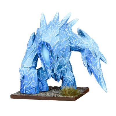 KOW Vanguard: Northern Alliance Ice Elemental (1)