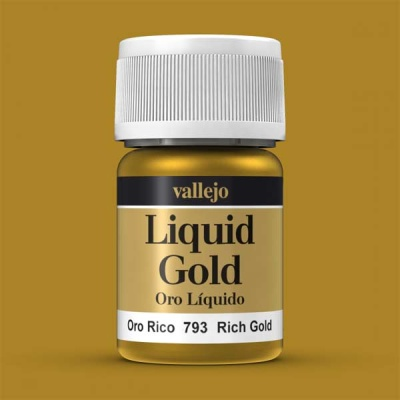 Model Color 214 Reichgold (Rich Gold) 35 ml (793)