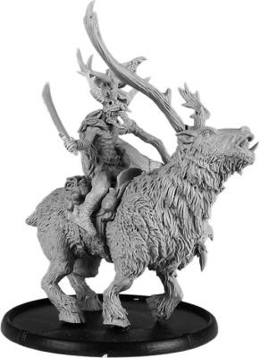Kernuor, Seer-Drune on Karnun-Beast