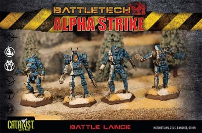 BattleTech Alpha Strike: Battle Lance Pack