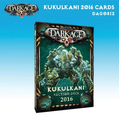 Dark Age Faction Deck - Kukulkani 2016