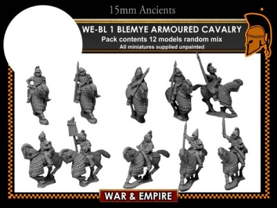 Blemye Armoured Cavalry
