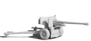 6 Pdr Anti Tank Gun + Crew