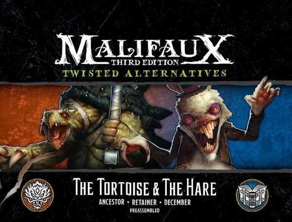 Malifaux 3E: Twisted Alternatives - The Tortoise & The Hare