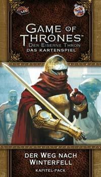 GoT Kartenspiel: 2. Ed. D - Der Weg nach Winterfell/Westeros