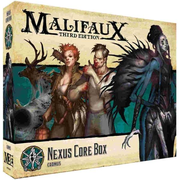 Malifaux (M3E): Nexus Core Box