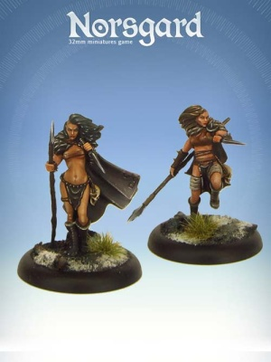 Vei-Banshee (The Howling Horde)