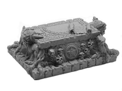 Dämonischer Altar