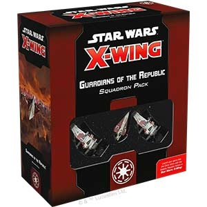 SW: X-Wing 2.Ed. Wächter der Republik