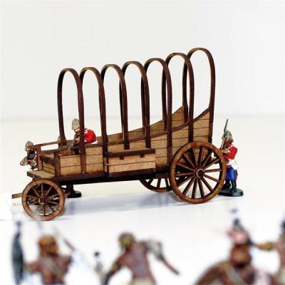 Boer's Trekker Wagon
