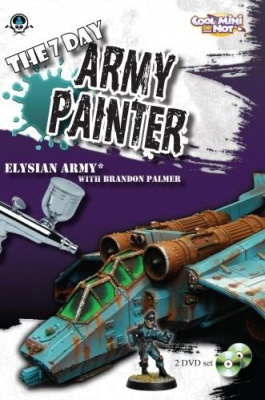 The 7 Day Army Painter with Brandon Palmer