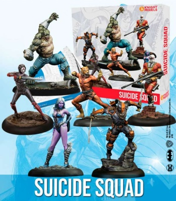 Suicide Squad Box