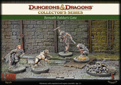 D&D Beneath Balder's Gate (5)