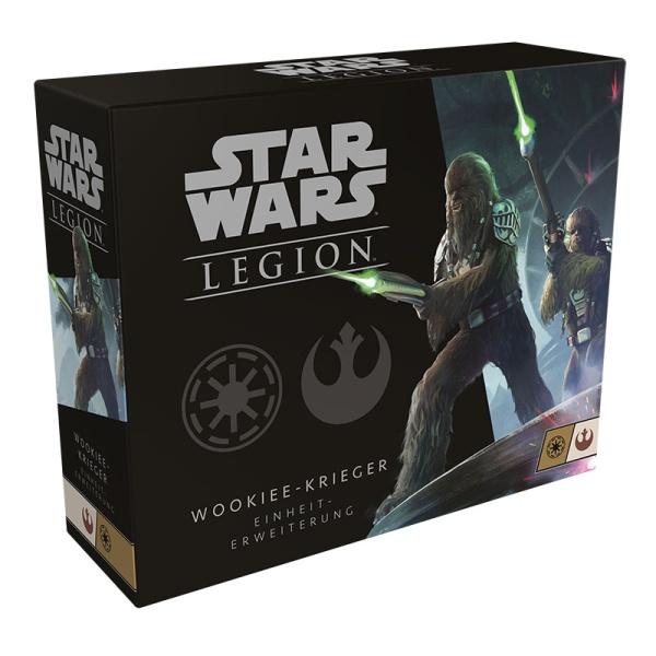 SW: Legion - Wookiee-Krieger