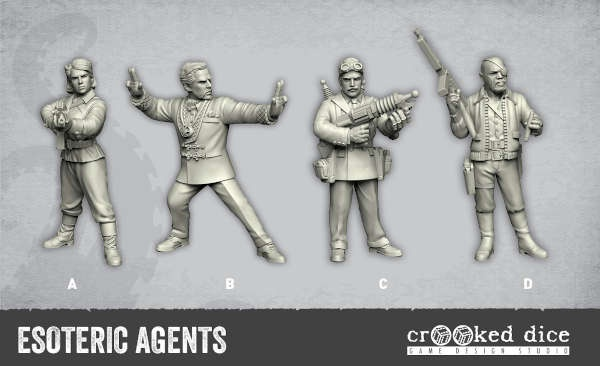 Esoteric Agents (4)
