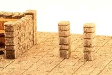 Dunkelstadt - Dungeon Element Einzelpfeiler (4)