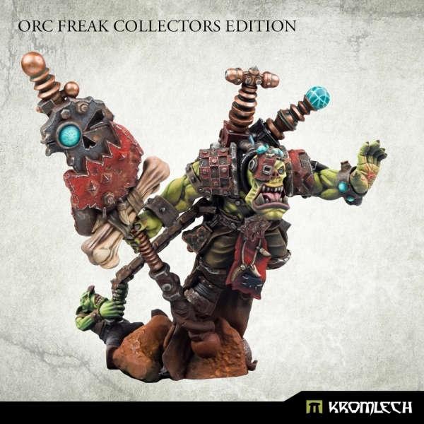 Collectors Edition Orc Freak (54mm)
