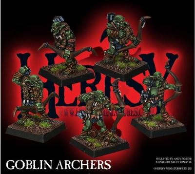 Goblin Archers (4)