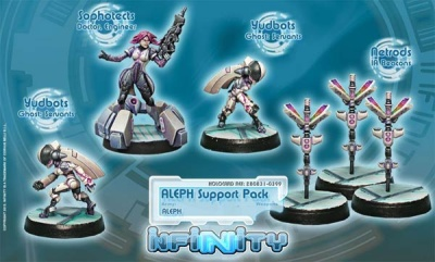 Aleph Support Pack (AL)