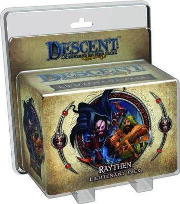Descent Road to Legend Miniatures: Raythen