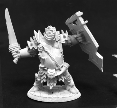 Half-Ogre Fighter