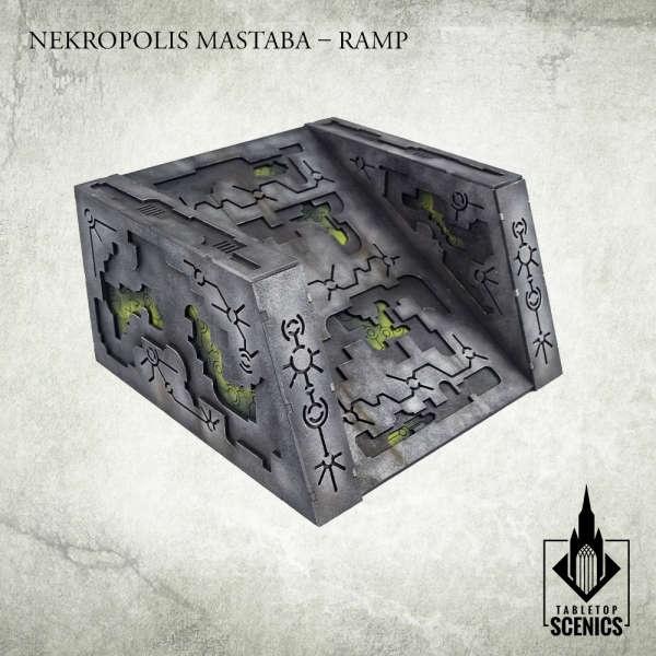 Nekropolis Mastaba - Ramp