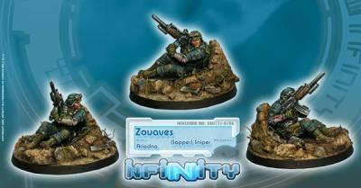 Zouave (Sapper) Sniper (AR)