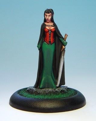 Maris - Human Sorceress