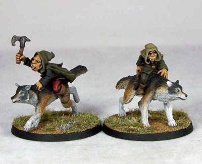 Goblin Wolfriders II (2)