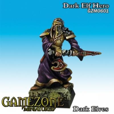 Dunkelelfen Held