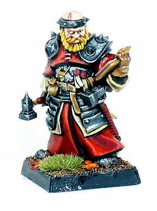 Warrior Priest #3