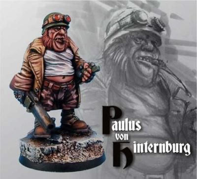 Paulus von Hinternburg