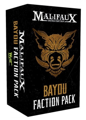 Malifaux (M3E): Bayou Faction Pack