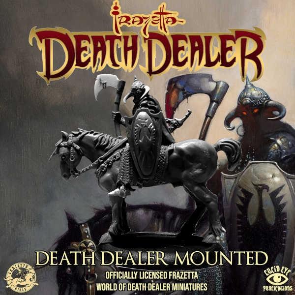 Death Dealer: Death Dealer Mounted